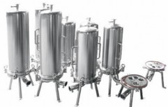 SS Filter Housing by Sanipure Water Systems