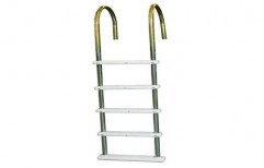 Stainless Steel Pool Ladder by Laxmi Enterprises