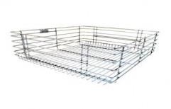 Steel Kitchen Baskets by Sunrise Kitchen Decor