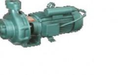 Three Phase Centrifugal Monoblock Pump by S.P.R.A.K.D. Rangasamy Raja