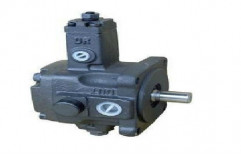 Variable Displacement Vane Pump by S. M. Shah & Company