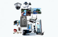 Video- Surveillance / Electronic Access Control by Crompton Greaves Limited