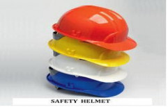 Volvo Safety Helmet With Richet by Blazeproof Systems Private Limited