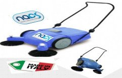 Walk Behind Manual Sweeper by Mars Traders - Suppliers Professional Cleaning & Garden Machines
