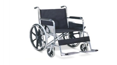 Wheel Chair by Chamunda Surgical Agency