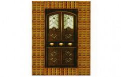 Wooden Door by Sri Lakshmi Enterprises