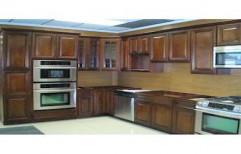 Wooden Modular Kitchen by Shree Balaji Enterprises