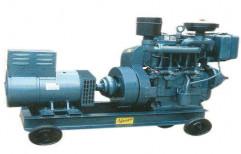 10 KVA Diesel Generator by Kovai Engineering Works