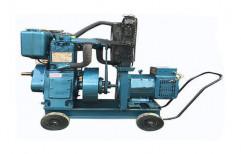10Kva Diesel Generator by Rajat Power Corporation