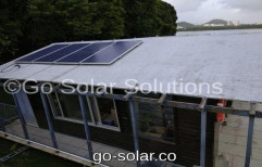 1KW On Grid Solar Rooftop System : Go Solar by Go Solar