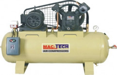 Air Compressor by Hind Pneumatics