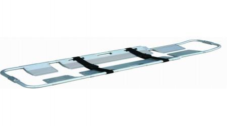 Aluminum Alloy Scoop Stretcher by Jeegar Enterprises