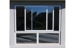 Aluminum Sliding Window by Alkraft Decorators Private Limited