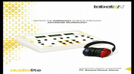 Audiometer by HWCS Hearing INC.