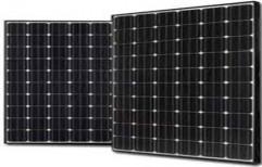 Black Solar Panel by Kalsi Industries