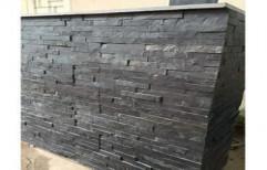 Black Wall Cladding by KK Enterprises
