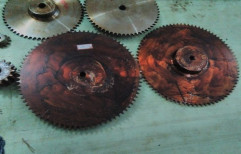 British Standard Sprockets by Unisoft Pheripherials