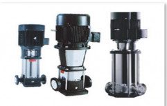 CDLF Series Vertical Multistage Centrifugal Pump by CNP Pumps India Pvt. Ltd.