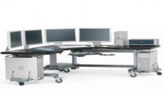 Computer Office Workstation by Four Corner's Interiors