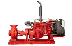 Crompton Fire Fighting Pump by Sheth Enterprises