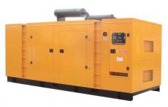 Diesel Generator by S. P. Industries