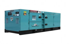 Diesel Power Generator by S. P. Industries