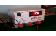 Digital Automatic Solar Battery Charger by Madhav Engineering