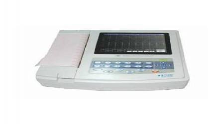Digital Twelve Channel ECG Machine by S.G.K. Pharma Company