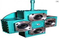 Direct Engine Hydraulic Transmission Gearbox (4 Pump Model) by Sri Murugan Equipments