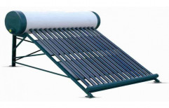 ETC Model Solar Water Heater by Energy Saving Corporation