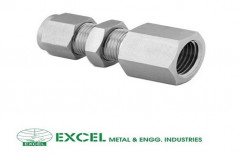 Female Connectors by Excel Metal & Engg Industries