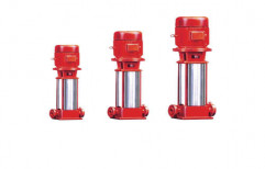 Fire Fighting Pump by Jay Bajarang Engineering & Services