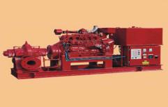 Fire Fighting Pump Set by Petece Enviro Engineers, Coimbatore