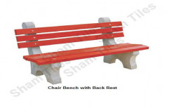 Garden Bench by Sham Tiles & Concrete Products