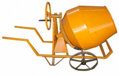 Hand Operated Concrete Mixer Machine by Nipa Commercial Corporation