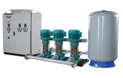 Hydro Pneumatic Pressure Pump by Nipa Commercial Corporation