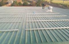 Industrial Solar Panel by AVK Solutions