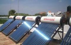 Industrial Solar Water Heater by Rajshri Udyog