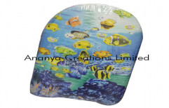 Kids Colorful Fish Design Swimming Kickboard by Ananya Creations Limited