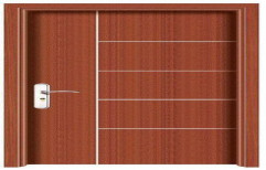 Laminated Wooden Panel Door by Jain Brothers & Co.