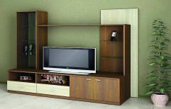 LCD TV Unit by Raaghavi Associates