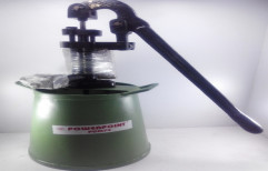 Manual Hydro Test Pumps by Mach Power Point Pumps India Private Limited