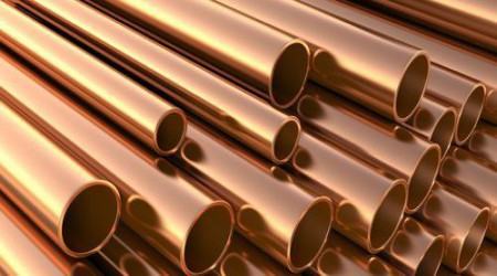 Medical Grade Copper Pipes by Medi-Surge Point