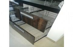 Modular Kitchen Basket by Shree Nathji Steel Arts