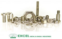 Nitronic Fasteners by Excel Metal & Engg Industries