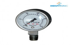 Oxygen Pressure Gauge by Ambica Surgicare