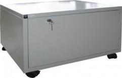 Photostat Machine Metal Trolley by Royal Enterprises