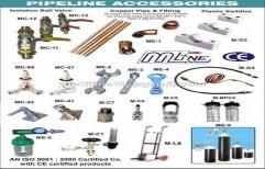 Pipeline Accessories by Mediline Engineers