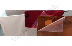 Poly Styrene Mirror Sheet by Sun Acrylam Private Limited