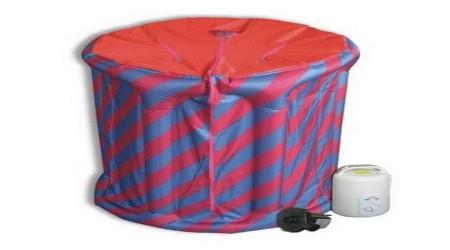 Portable Steam Bath by Lipsa Impex